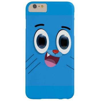Silly Face Barely There iPhone 6 Plus Case