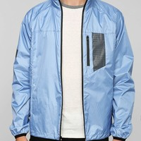 The Narrows Perforated Nylon Windbreaker Jacket