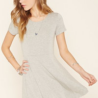 Keyhole Cutout Dress