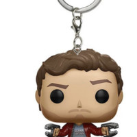 Starlord keychain