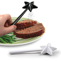 Magic Wand Salt & Pepper Shakers - PLASTICLAND