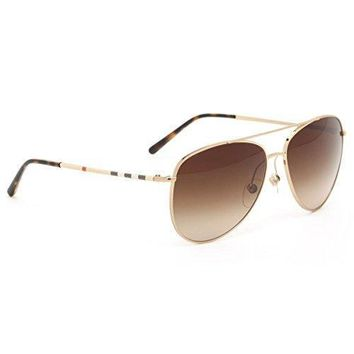 Burberry Women's Be3072 Sunglasses