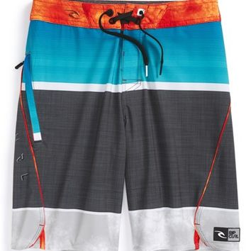Boy's Rip Curl 'Mirage Aggrogame' Board Shorts,