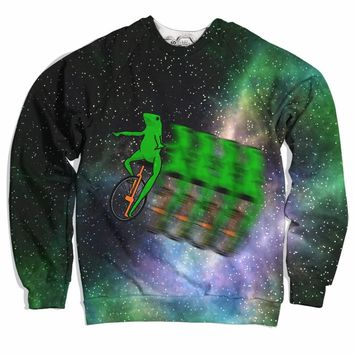 Dat Boi In Space Sweater
