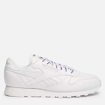Classic Leather 1895 - AQ9969 - White / Collegiate Royal / Steel