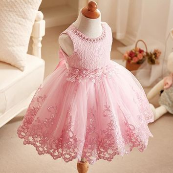 party girl dress children costume princess lace dresses for little girls sequin dress Children clothes up for girls holidays