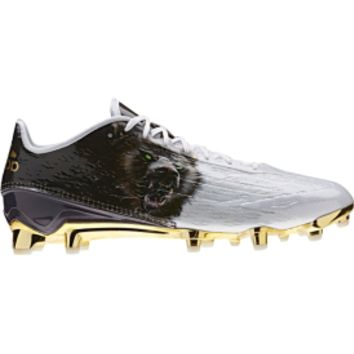 adidas Men's adizero 5-Star 4.0 Uncaged Football Cleats - Bear | DICK'S Sporting Goods