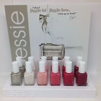 ESSIE Nail Lacquer - WINTER Collection 2014 - All 6 Shades 885 -> 890