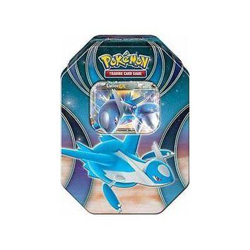 Pokemon TCG Card Game Latios EX 2015 Power Beyond Collector's Tin