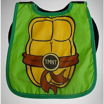 Teenage Mutant Ninja Turtles Caped Bib & Booties Set - Spencer's