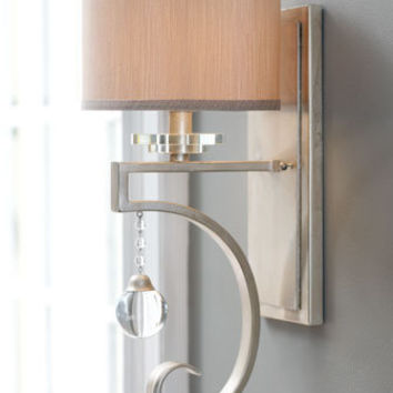 """Tracy Porter - """"Rosendale"""" Sconce - Horchow"""