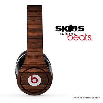 Heavy Wood Skin for the Beats by Dre