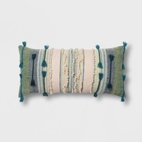Global Stripe Lumbar Pillow - Opalhouse™