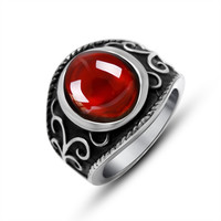 Jewelry Shiny Stylish New Arrival Gift Gemstone Titanium Accessory Ring [6544884035]