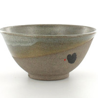 Valentine's Gift / Pasta Bowl / Ceramic Soup Bowl / Cereal Bowl / Kitchen Prep Bowl / Ready to Ship / Pottery Bowl / Ice Cream Bowl