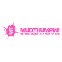 Mudthumpin.com BIG 18x6 Sticker - Pink - Decals & Accessories