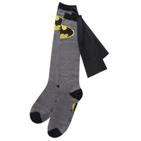 SUPERHERO KNEE-HIGH CAPE SOCKS - BATMAN at What on Earth | CK6462