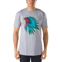 Vans Headdress II Tee (Athletic Heather)