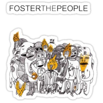 "Foster the People ""Torches"""