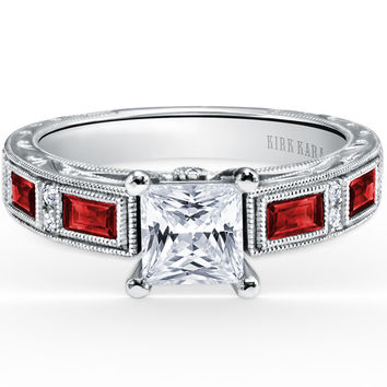 rings image silver bracelet backdraft yay line product black products firefighter engagement stainless red chrome steel