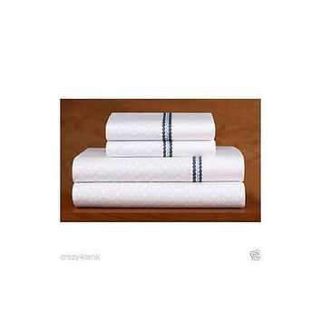 Casa Mia Cuerda 4-Piece Sheet Set, Twin