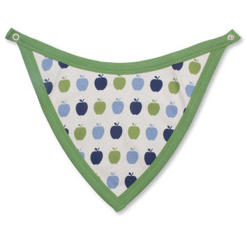 Apple Bib - Organic Cotton