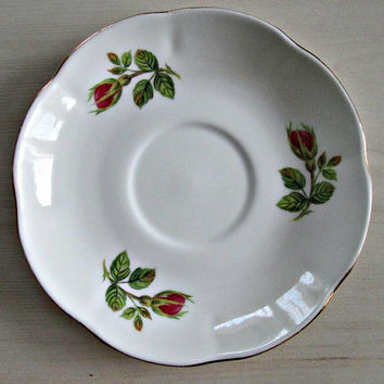 Vintage Bone China Porcelain Plate From London Collection, Collectible Plates