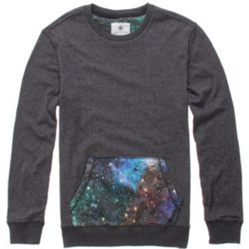 On The Byas Beams Pieced Cosmic Crew Shirt at PacSun.com