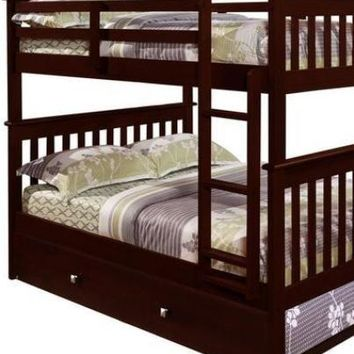 Andrew Full Bunkbed with Trundle