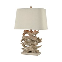 WHITECHAPEL PARISIAN STONE TABLE LAMP