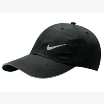 NIKE Fashion Casual Sport Cool Golf Baseball Cap Hat Black