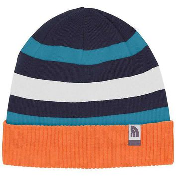 DCCKJG9 The North Face Youth Pete N Repeat Beanie
