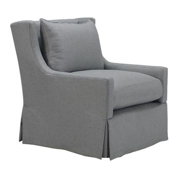 The Melanie Swivel Chair | quickship
