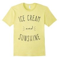 Ice Cream and Sunshine T-Shirt