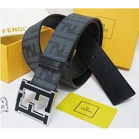 FENDI NEW FASHION CLASSIC LEATHER BELT MEN WOMEN BELTS