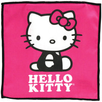 "Hello Kitty Cleaning Cloth (7"" X 7"")"