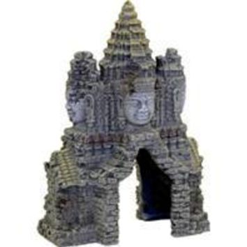 Blue Ribbon Pet Products-Exotic Environments Angkor Wat Temple Gate