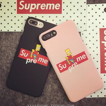 One-nice™ Fashion Supreme creativity iPhone Phone Cover Case For iphone 6 6s 6plus 6s-plus 7 7plus