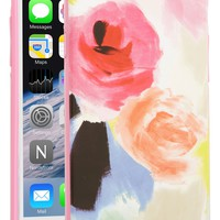 kate spade new york 'watercolor floral' iPhone 6 & 6s case | Nordstrom
