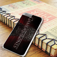 The Game Of Thrones iPhone 6 Plus Case