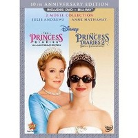 Princess Diaries/Princess Diaries 2: Royal Engagement (2 Discs) (DVD/Blu-ray) (Widescreen)