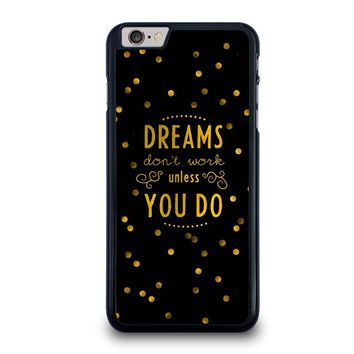 KATE SPADE QUOTE iPhone 6 / 6S Plus Case Cover