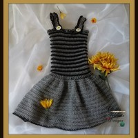 PATTERN: Swirly Whrily Child Sundress
