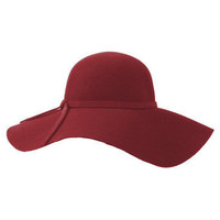 GYPSY WARRIOR - Floppy Hat - Maroon