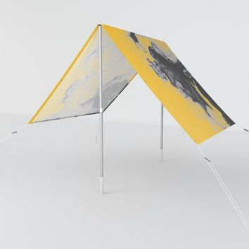Lellow Sun Shade by duckyb
