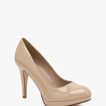 Eiffel-H Basic Low Heel Patent Pump