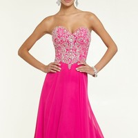 Paparazzi by Mori Lee 97127 Dress
