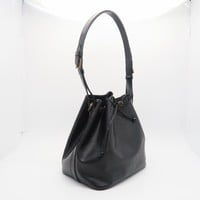 Louis Vuitton Epi Noe Shoulder Bag Black 1322