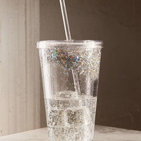 Glitter Sipper Cup | Urban Outfitters