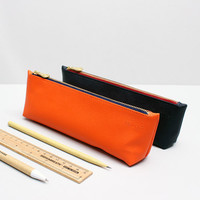 Fenice Link the mind premium zipper pencil case